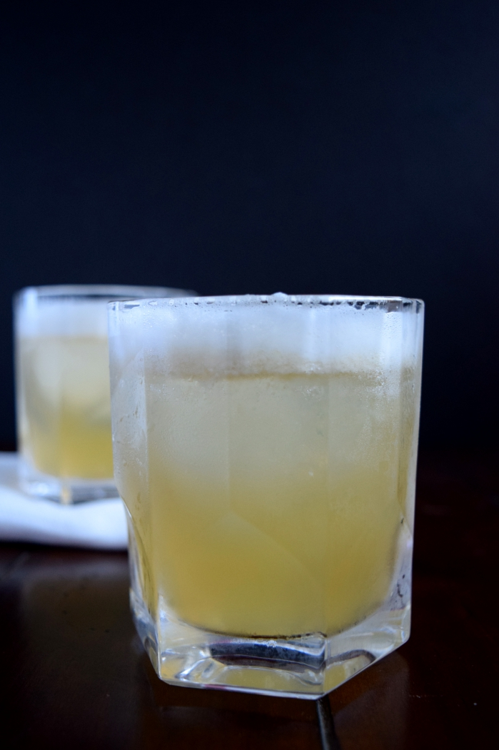 Velvety Whiskey Sour