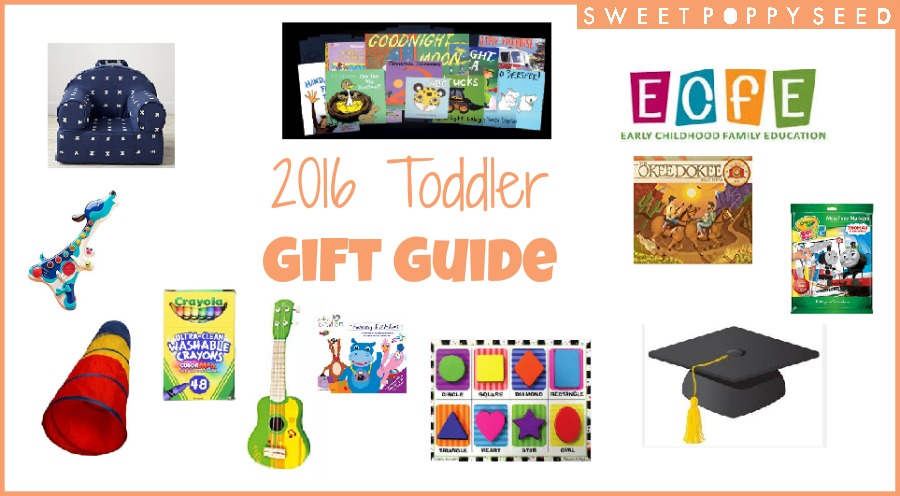 Currently Loving – 2016 Toddler Gift Guide