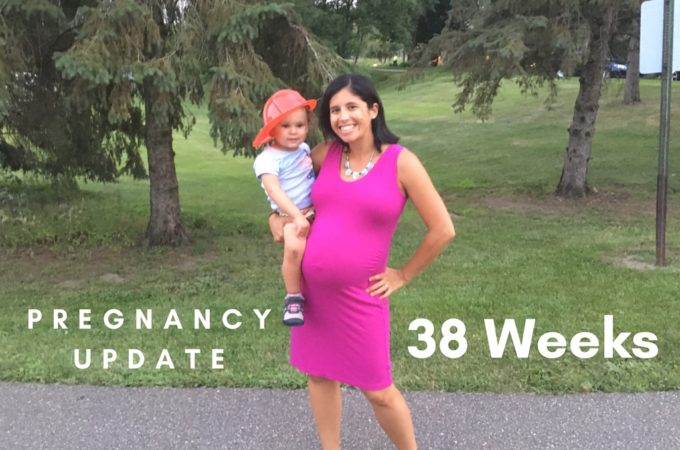 Pregnancy Update – 38 Weeks (baby#2)