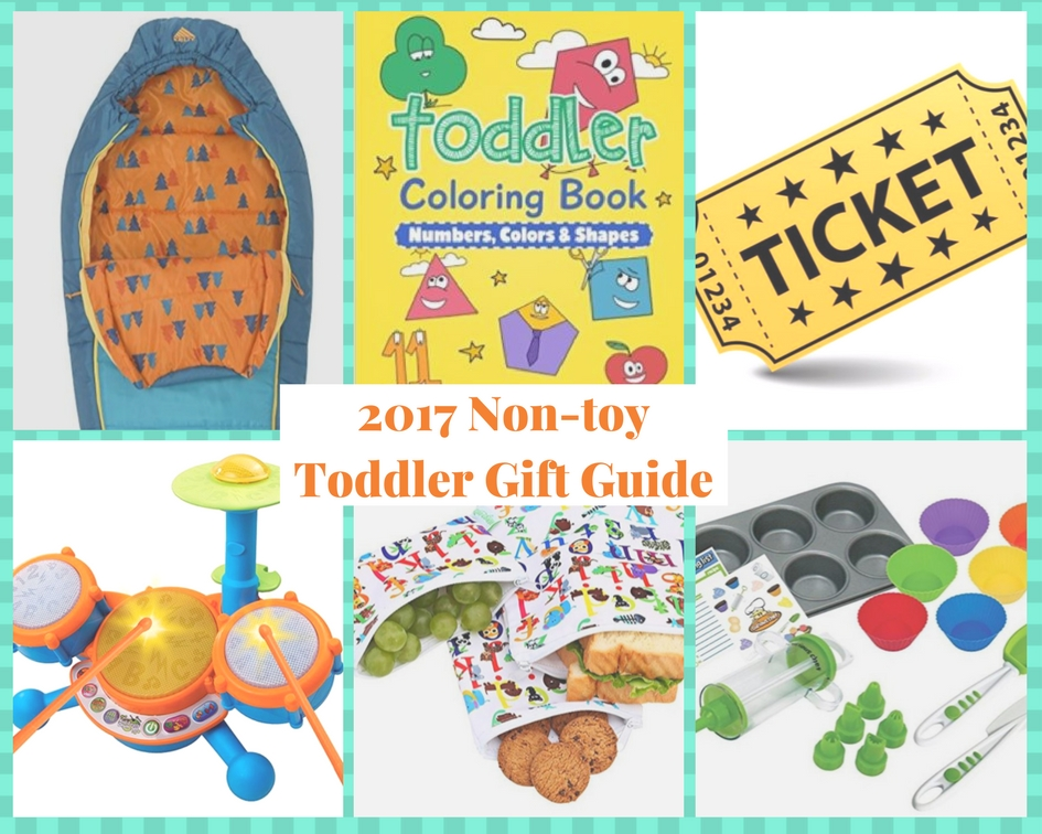 2017 Non-Toy Toddler Gift Guide